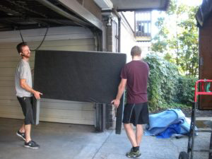 Furniture removalists Greystanes
